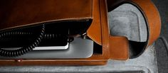 leather Macbook Case, Italy