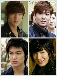 Lee Min Ho from Perfect Match to Faith to City Hunter to The Heirs
