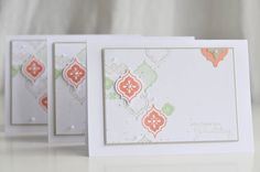 Mosaic madness stamp set and punch