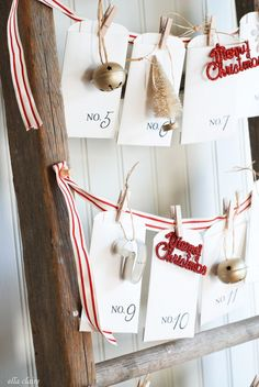 25 DIY Christmas Decorations - The Idea Room