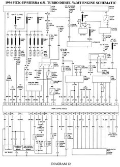 gmc truck wiring diagrams on gm wiring harness diagram 88 98 kc rh pinterest com 1997 GMC Topkick Wiring-Diagram 92 GMC Topkick Wiring-Diagram