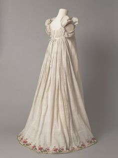 Dress, 1812-15 From the V