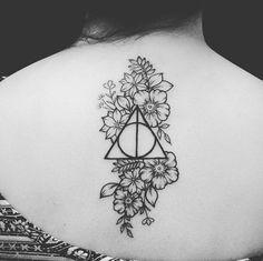 Idées de Tatouages Harry Potter   Santé & Fitness