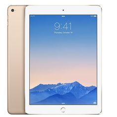 Apple iPad Air 2 16GB Gold WiFi Tablet - MH0W2FD/A: Amazon.co.uk: Computers & Accessories
