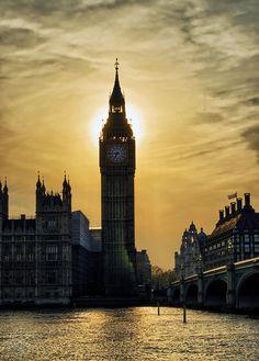 Parliament - London - England  (von Stian Rekdal)