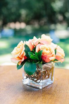 Photography: Marianne Wilson Photography - mariannewilson.net Event Planning: Dana Gabriel - orangedoveevents.com/ Floral Design: Mr. B's Flowers - mrbsflowers.com/  Read More: http://www.stylemepretty.com/california-weddings/malibu/2013/03/27/saddlerock-ranch-wedding-from-marianne-wilson-photography-dana-gabriel/