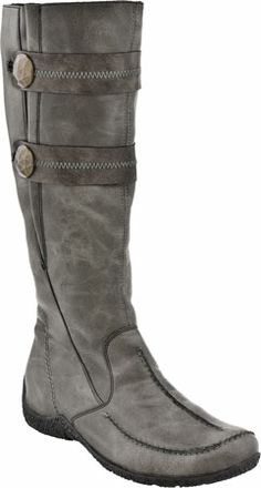 Rieker 79970 Astrid 70 women's boot (Graphit/Stromboli)