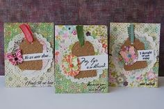 Set of 3 Friendship cards created made with #GlueArts and #BasicGrey by Lisa Day