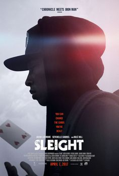 Sleight (April 28, 2017) a fantasy, sci-fi film  directed by JD Dillard. A young street magician cares for his sister after their parents death. In financial hardship, he turns to illegal activities. The result, his sister is kidnapped. He is forced to use magic and his brilliant mind to save her from danger. Stars: Jacob Latimore, Dule Hill, Seychelle Gabriel. Storm Reid. Sasheer Zamata. Cameron Esposito.