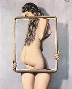 Rene Magritte - Dangerous Liasions, 1934.
