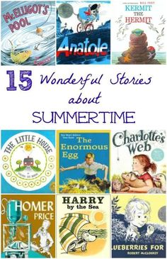 Outstanding books that parents will remember & kids will love to read!