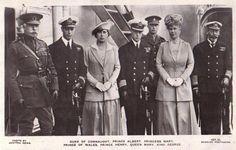 König Georg V. von England mit seiner Familie, King George V. of Britain with his family | Flickr - Photo Sharing!