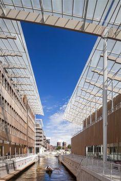 Astrup Fearnley Museum of Modern Art, Tjuvholmen, 2012 by Renzo Piano