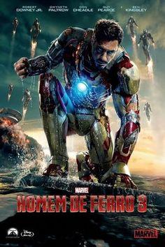 Assistir Homem de Ferro 3 online Dublado e Legendado no Cine HD