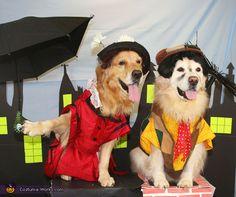 Mary Puppins - 2012 Halloween Costume Contest