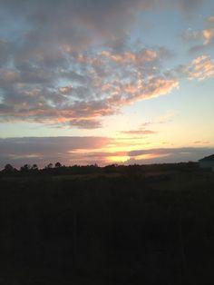 Sunset January 2013 Naples Florida