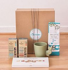 Tea Time Gift Box Gift Of Time, Floating Nightstand, Tea Time, House Warming, Diffuser, Box, Birthday, Gifts, Home Decor