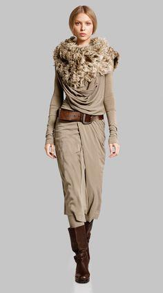 Donna Karan Casual Luxe Lookbook Pre-Fall 2013 - Donna Karan