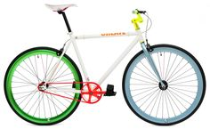 Create Bike -  Modello Malibufix 2013