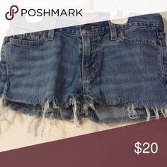 💥FLASH SALE💥 Hollister Daisy Duke Jean Shorts These Hollister shorts are reminiscent of Daisy Dukes! Hollister Shorts Jean Shorts