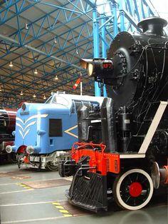 Photos of The National Railway Museum, York York Uk, York England, National Railway Museum, National Museum, Kingdom Of Northumbria, Underground Lines, Train Museum, Rail Transport, Train Engines