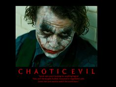 Agent of Chaos..