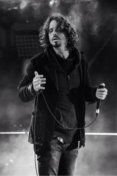 Chris Cornell is the joy of my life