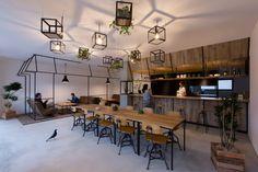 Gallery of Café Cicero / ALTS Design Office - 1