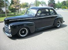 48 Ford Coupe