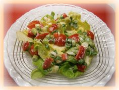 Salatdressing mit Parmesan