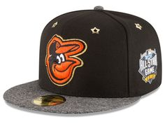 c1bfe406 Baltimore Orioles New Era 2016 MLB All Star Game Patch 59FIFTY Cap. Orioles  LogoBaltimore OriolesHats ...