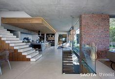 Resultado de imagem para amazing modern houses saota