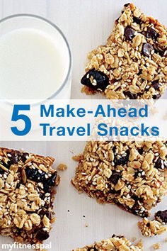 1000 images about grab and go recipes on pinterest for Quick healthy snacks to make at home