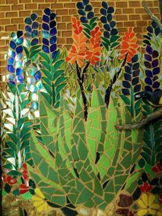 Desert Garden Mosaics - SOLD OUT