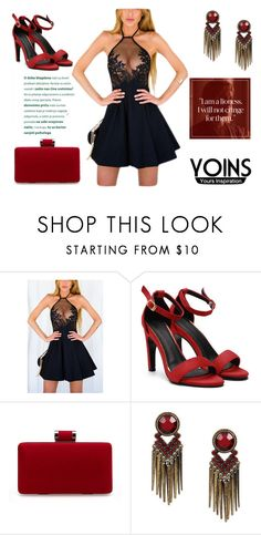 """Yoins"" by imanimari on Polyvore featuring yoins and loveyoins"