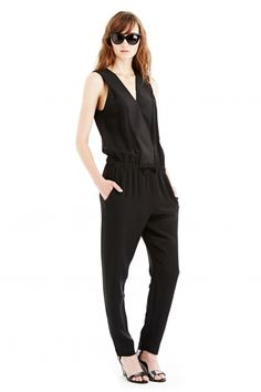 GINA OVERALL V1 - SS15 Womenswear, Overalls - Surface to Air online store