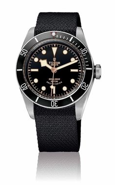 "A Darker Diver: Introducing the Tudor Heritage Black Bay ""Black"" 