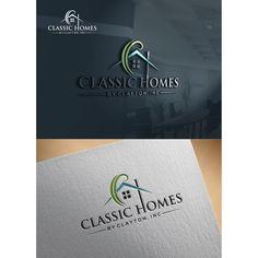 Create new logo for a custom home builder in Florida! by YA^RAHMAAN#ROHIIM