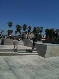 Image result for santa monica skatepark
