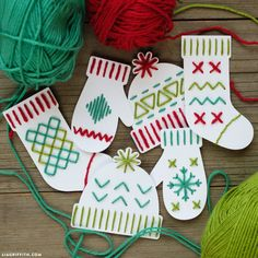 Easy Christmas Kid's Crafts for Holiday Fun - Lia Griffith