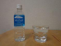 富士の恵みの Mt.Fuji 天然水 ミネラルウォーター