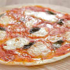 Try this Michela's Pizza recipe. This recipe is from the show Michela's Classic Italian.