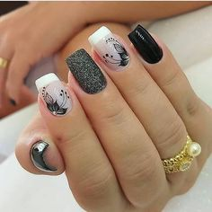Best Acrylic Nail Designs these ideas will have you totally obsess for more, Cute pink nails, acrylic nail art designs Elegant Nails, Classy Nails, Stylish Nails, Best Acrylic Nails, Acrylic Nail Designs, Nail Art Designs, Nagellack Design, Nagellack Trends, Gel Nagel Design