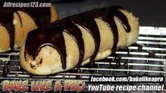 Easy Vanilla Mini Cakes Recipe  Twinkies Recipe Best Pie, Best Food Ever, Mini Cakes, Pie Recipes, Hot Dog Buns, Food Videos, Food To Make, Sweet Tooth, Vanilla