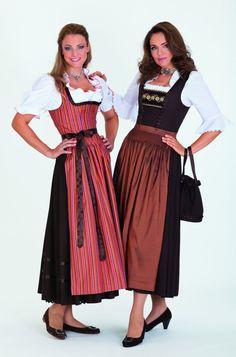Dirndl Lechgau und Dirndl Schongau