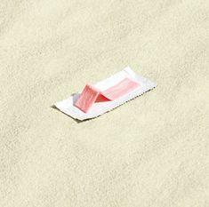 Gum On The Beach