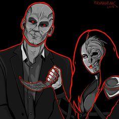 Lucifer e Mazikeen