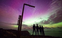 Chase the Northern Lights in Ireland