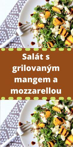 Mozzarella, Mango, Manga