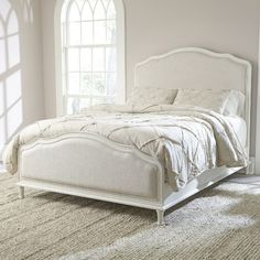 Universal Furniture Amity Queen Panel Bed & Reviews | Wayfair